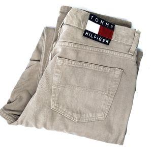 Tommy Hilfiger Freedom Jeans Tan
